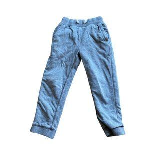 {preloved} Gray GAP Fleece Lined Sweatpants